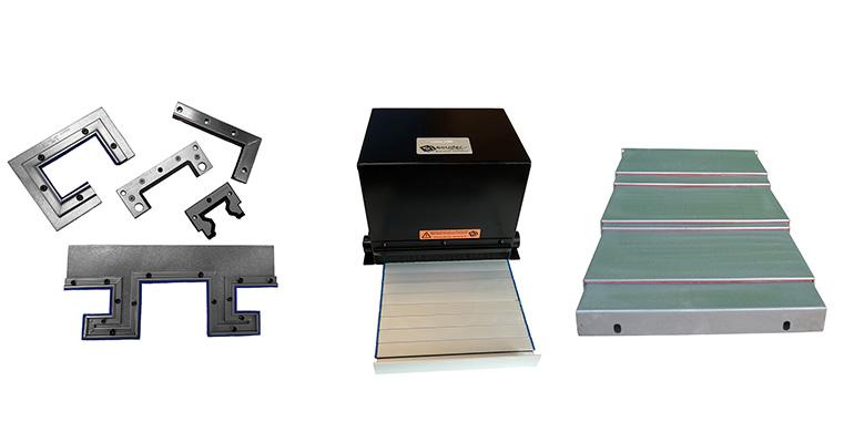 Elementos de protección para máquinas de Scuder