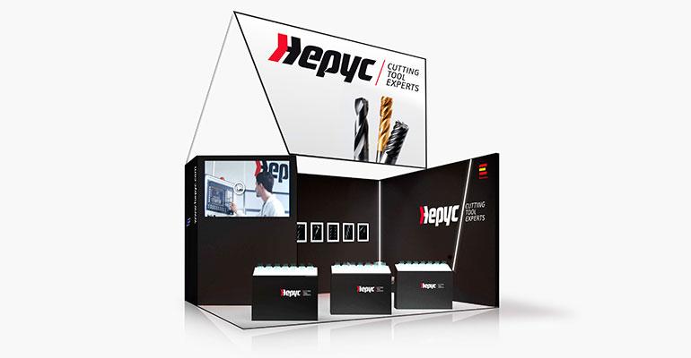Hepyc presentará su nueva gama de machos de roscar en EMO Hannover