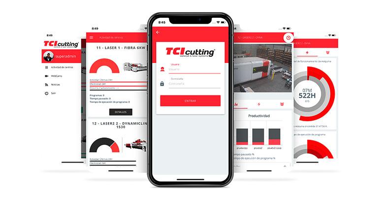 TCI Manager, gestiona tu propia Smart Factory
