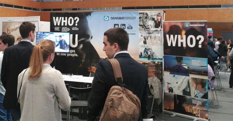 DanobatGroup tiene una presencia destacada en el Foro de Empleo de Tecnum