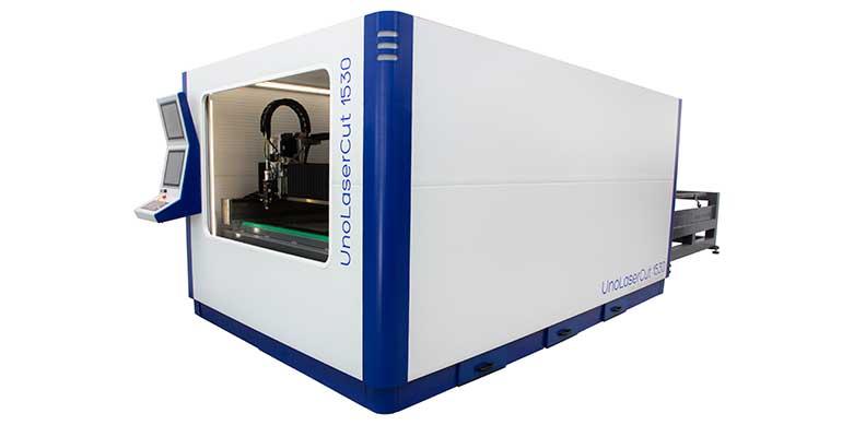 Ingeniería Uno presenta la máquina UnoLaserCut 1530