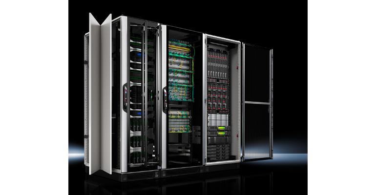 Construcción más rápida de infraestructuras Edge con el nuevo rack VX IT