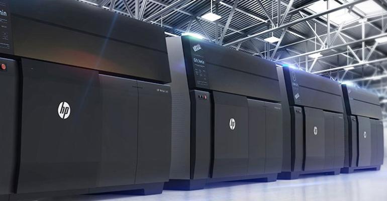 HP Metal Jet