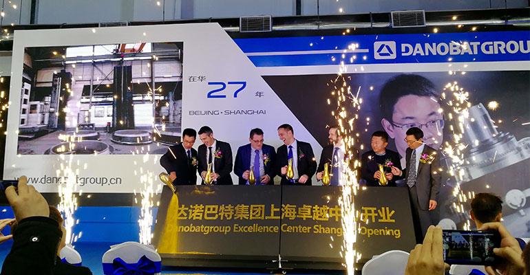 Mondragon refuerza su presencia en China