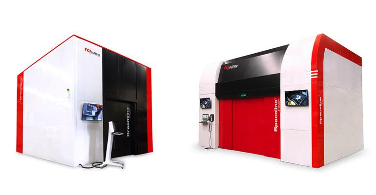 Spaceline y Dreamline situan a TCI Cutting como referente en el corte por láser 3D