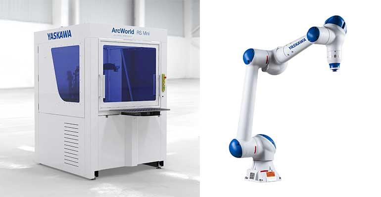 ArcWorld Mini y robot colaborativo HC10
