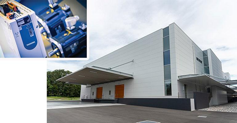 Empieza a funcionar la Yaskawa Solution Factory, una planta de producción de última generación