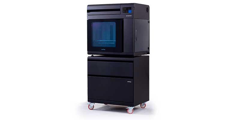 Sicnova presenta la nueva impresora 3D Zortrax Endureal
